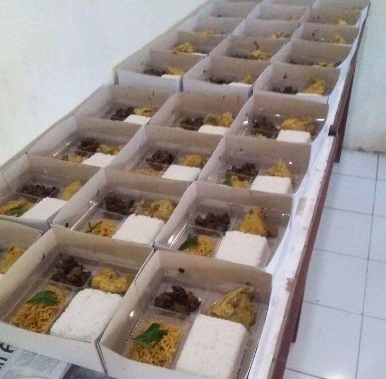 Nasi Box Jogja