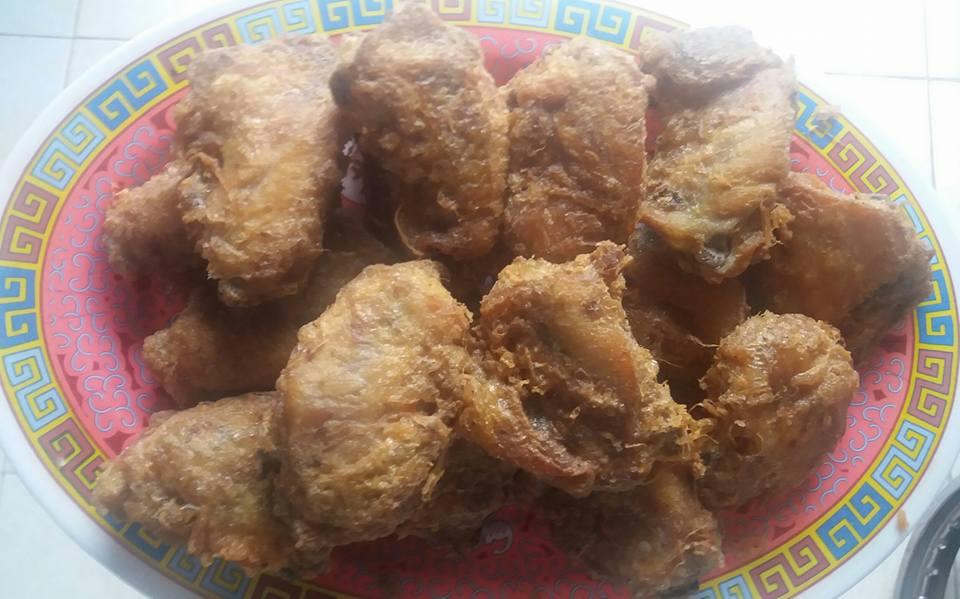 Resep Ayam Goreng Nasi Box Jogja