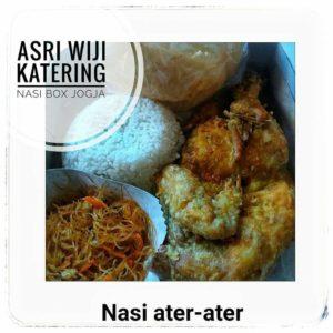 Nasi Box Jogja, Nasi Box Ater-ater, Nasi Box Syukuran Jogja, Nasi Ater-Ater Jogja, Nasi Kenduri Jogja