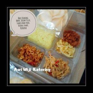 Nasi Box Jogja Nasi Kuning